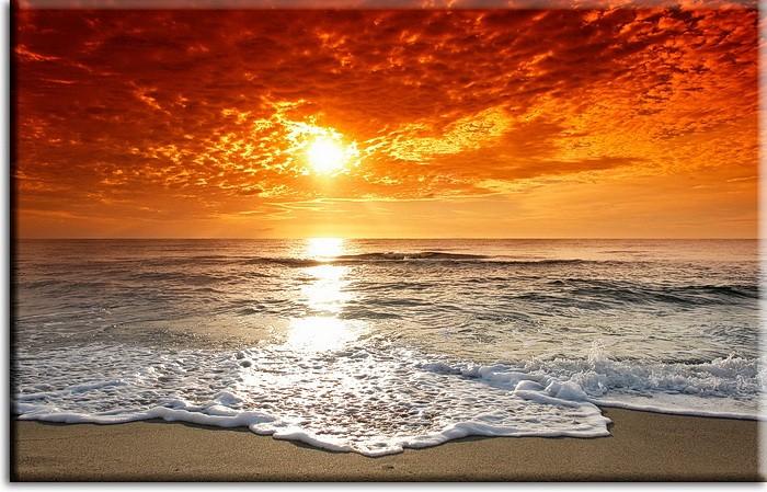 Beim Rauschen des Meeres